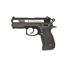 CO2 CZ 75D Compact DualTone MetalSlide 4,5mm Airgun GNB