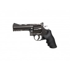 CO2 Dan Wesson 715 4'' 4,5mm Airgun GNB Steel Grey