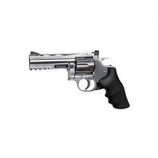 CO2 Dan Wesson 715 4'' Silver 4,5mm pellet Airgun GNB