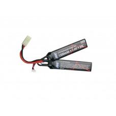 Baterija 7,4V 1300mAh Li-Po sticks