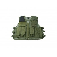 Vest Tactical Green (RECON) One Size