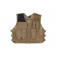 Vest Tactical Tan (RECON) One Size