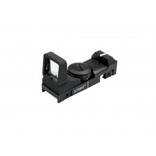 Dot sight red/green 21mm rail mount