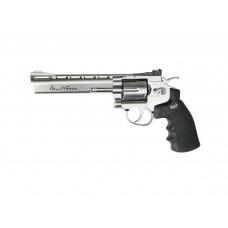 CO2 Dan Wesson 6'' MB GNB Silver