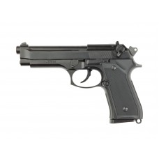 GAS M9 GBB HW Metal version Black