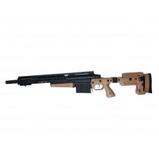 Spring AI MK13 Compact Sniper Rifle Black & Tan