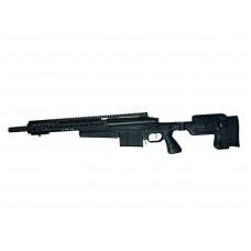 Spring AI MK13 Compact Sniper Rifle Black