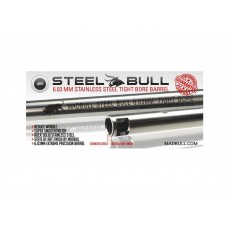Madbull barrel Stainless Steel 4,03x363mm