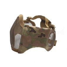 Mesh Mask cheek pad with ear protection MC