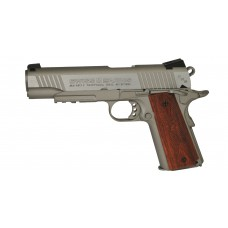 CO2 Swiss Arms 1911 Tactical Rail System GBB