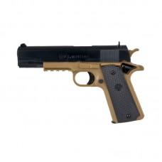 Spring Colt 1911 Tan/Black