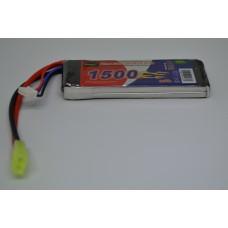 Baterija EP 7,4V 1500mAh 30c LiPo