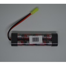 Baterija EP 9,6V 1600mAh NiMh