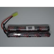 Baterija EP 9,6V 2000mAh NiMh