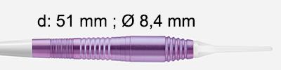 18g Purple