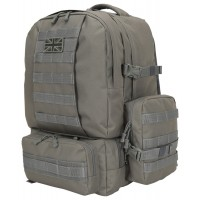Expedition Pack 50l - Gunmetal Grey