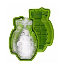 Grenade Ice Cube Mould (pack of 2)