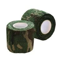 Stealth tape - Woodland camo
