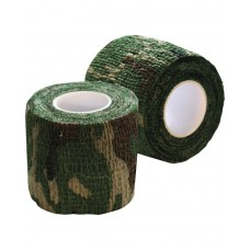 Stealth tape - Woodland camo