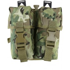 Double Ammo Pouch PLCE - BTP