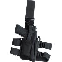 Tactical Leg Holster Black