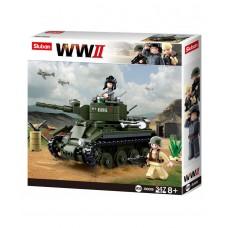 Sluban - B0686 (WWII Allied Light Cavalry Tank)