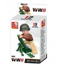 Sluban -  WWII Mini figures B0582E
