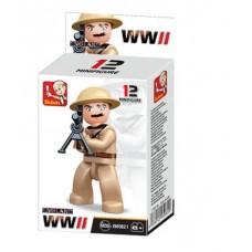 Sluban -  WWII Mini figures B0582I