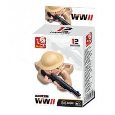 Sluban -  WWII Mini figures B0582J