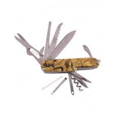Camo pen knife