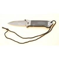 KT15160 G10 Delta lock knife