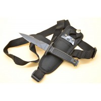 Tactical Shoulder Holster Knife