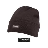 Thermal bob hat Black
