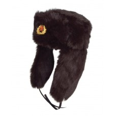 Cossack Hat Black veličina 60