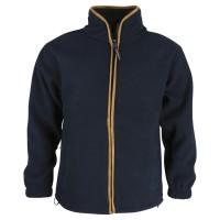 Country Fleece Jacket Blue XXL