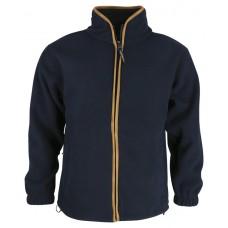 Country Fleece Jacket Blue XL