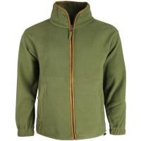 Country Fleece Jacket Green XXL