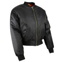 MA1 Bomber Jacket Black XXL