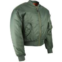 MA1 Bomber Jacket Green XXXL