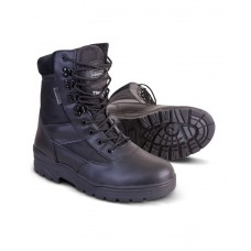 Patrol Boots - Leather Black - Veličina 44