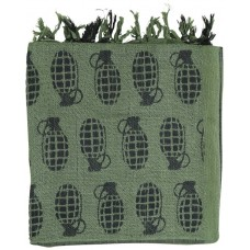 Grenade Shemagh - Olive Green