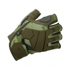 Alpha Fingerless Tactical Gloves BTP L