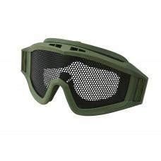 Operators Mesh Goggles Olive Green