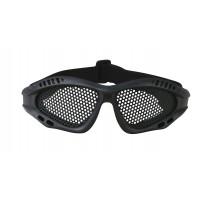 Tactical Mesh Glasses Black