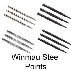 Winmau rezervni vrhovi za Steel strelice