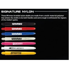 Logo Winmau Nylon Shaft